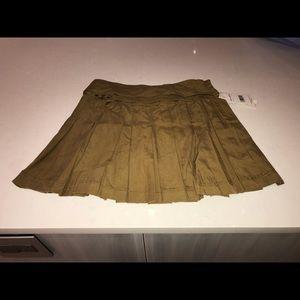 Free People Skirts - Free People Pleated Mini Skirt